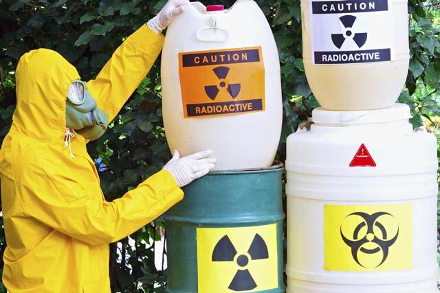 Tratamento de rejeitos radioativos (2)