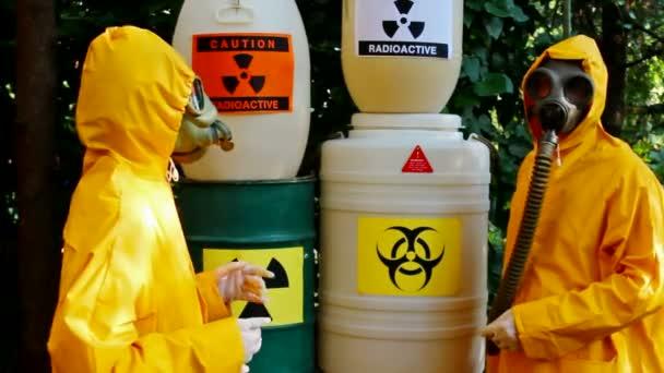 Tratamento de rejeitos radioativos (3)