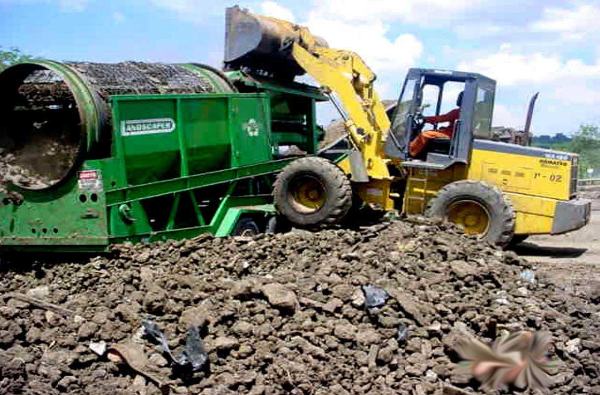 Empresas de tratamento de resíduos