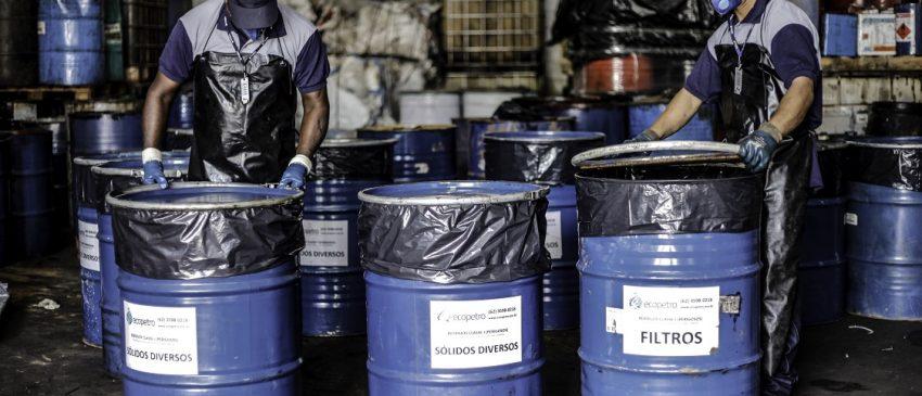 Reaproveitamento de resíduos